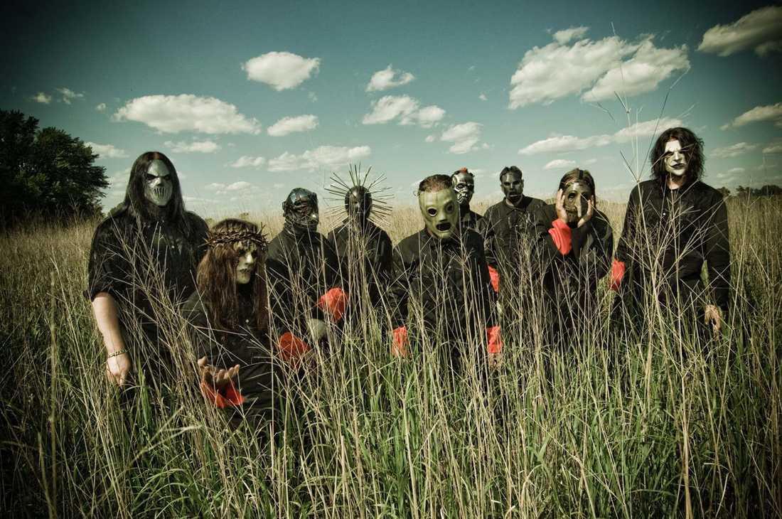 """Hela tio år har gått sedan Slipknots """"All hope is gone"""" delade fansen i två läger."""