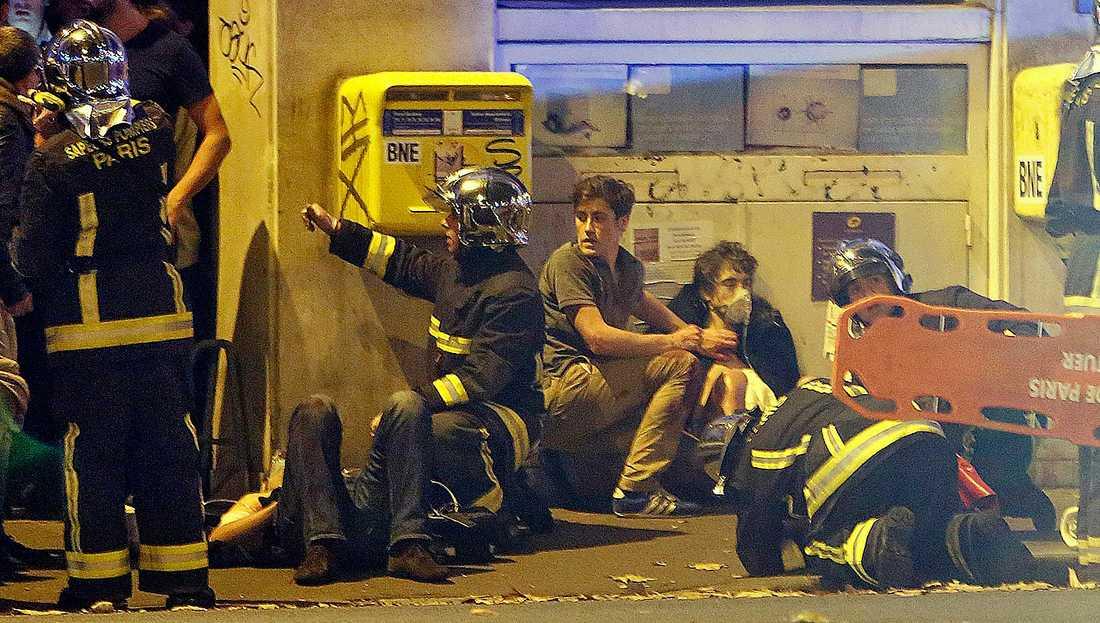Att skicka en europeisk trupp till Syrien efter ett attentat som det i Paris spelar IS i händerna. Foto: AP