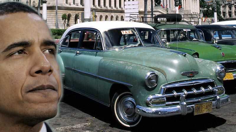 Snart kanske amerikanerna kan spana in amerikanerna i Havanna.