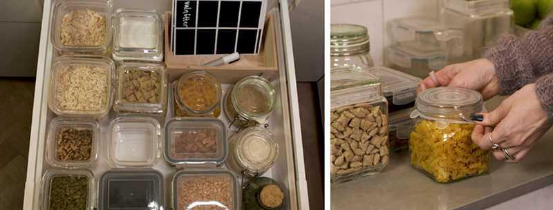 Äntligen slut på kaos i köket. I videoklippet visar Pernilla Jansson hur du får ordning i lådorna.