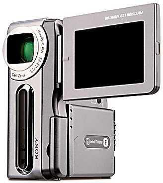 Sony DCR-IP1 videokamera. Spara nästan 10.000 kronor på att köpa den i Singapore.