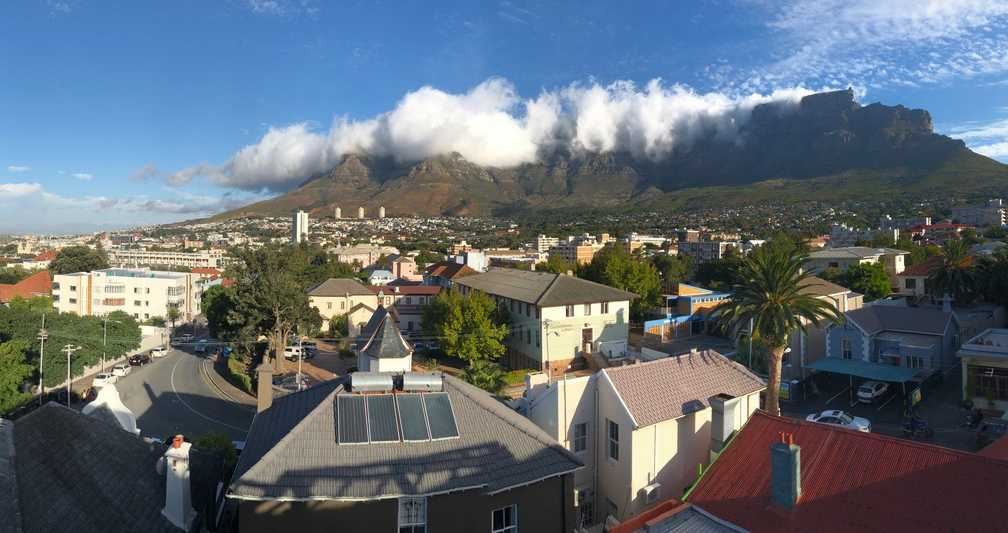 Kapstaden har mycket att erbjuda.