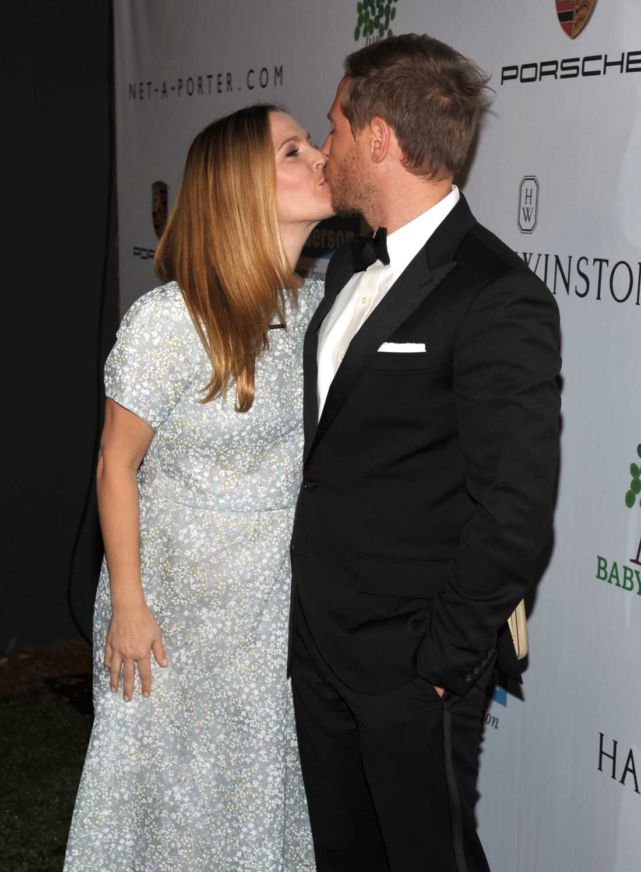 Drew Barrymore var tidigare gift med Will Kopelman