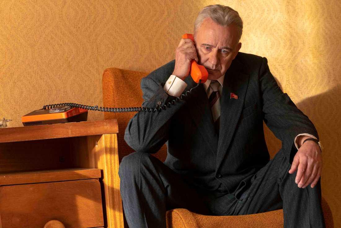 """Stellan Skarsgård som Boris Sjtjerbina i """"Chernobyl""""."""