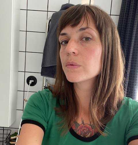 Tove Broheden, barnmorska vid kvinnokliniken på Södersjukhuset.