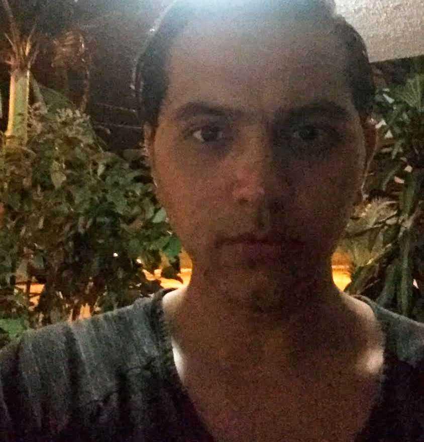 """Svenske Patrik Acurio, 24, från Göteborg befinner sig i Ecuador. """"Jag trodde först att det var någon som skämtade"""", säger han."""