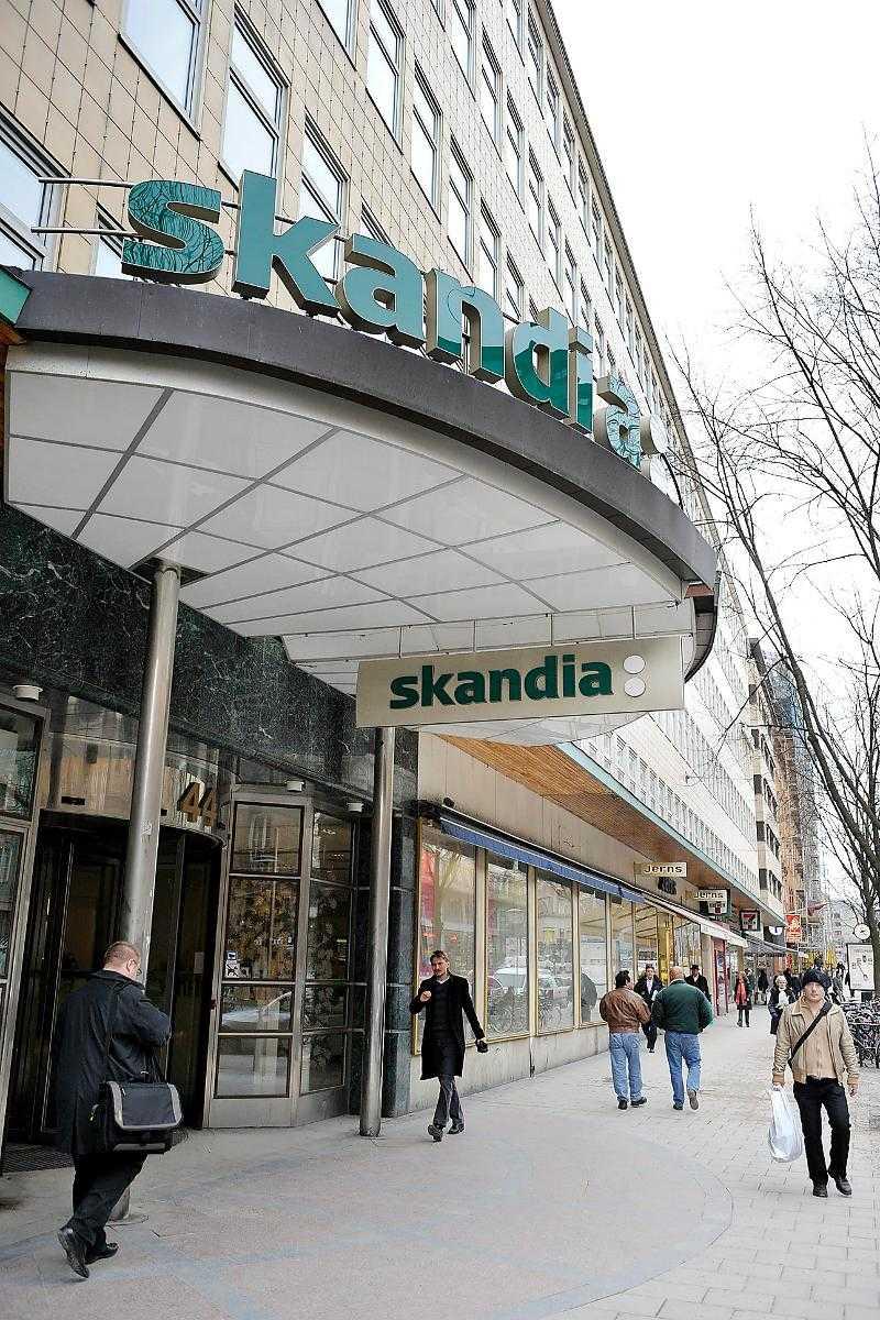 Det är Skandias trognaste sparare som får utdelning.