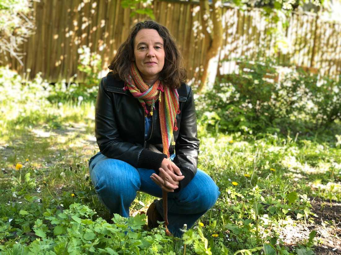 Johanna Alkan Olsson har forskat på migrantarbetarnas betydelse för lantbruket.