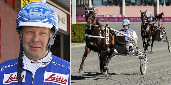 Petri Salmela och Makethemark blir vinnare i flera storlopp.