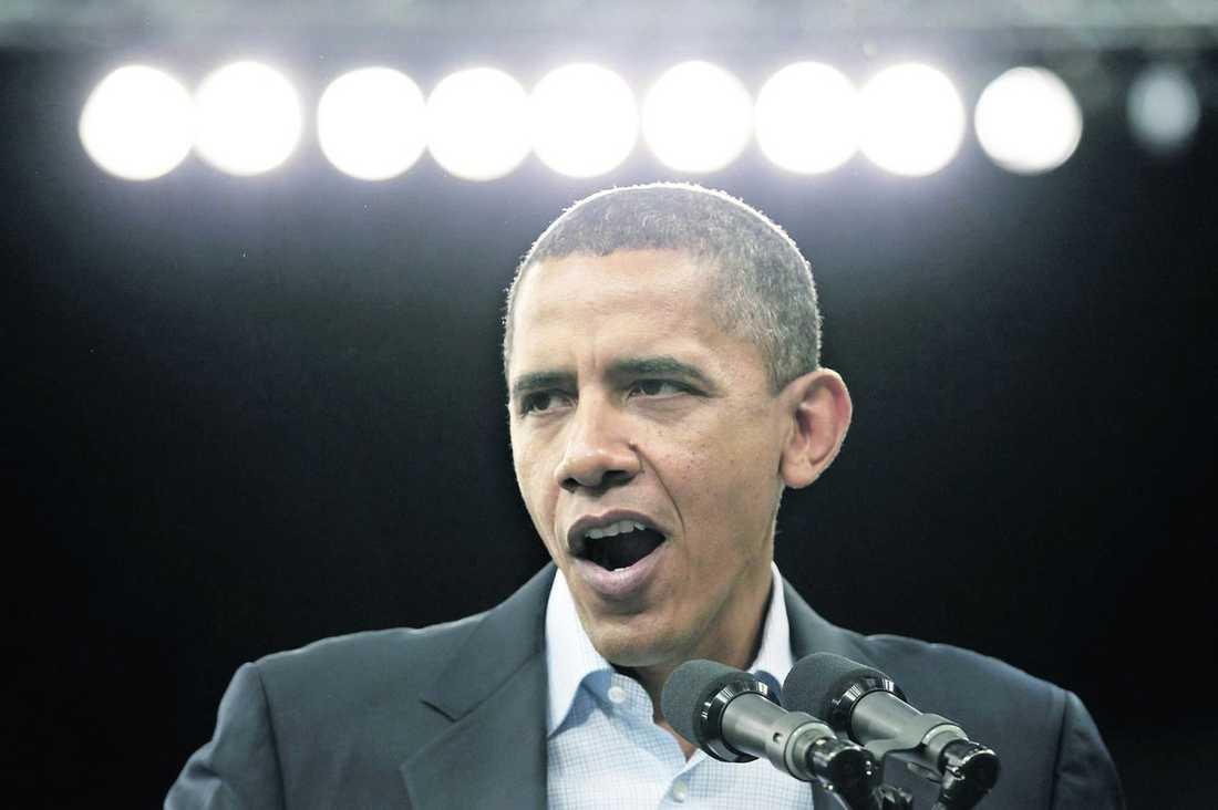 HÅRD DOM President Barack Obama tappade sin majoritet i representanthuset i det amerikanska mellanårsvalet tidigt i morse. Nu väntar år av handlingsförlamning i Washington.