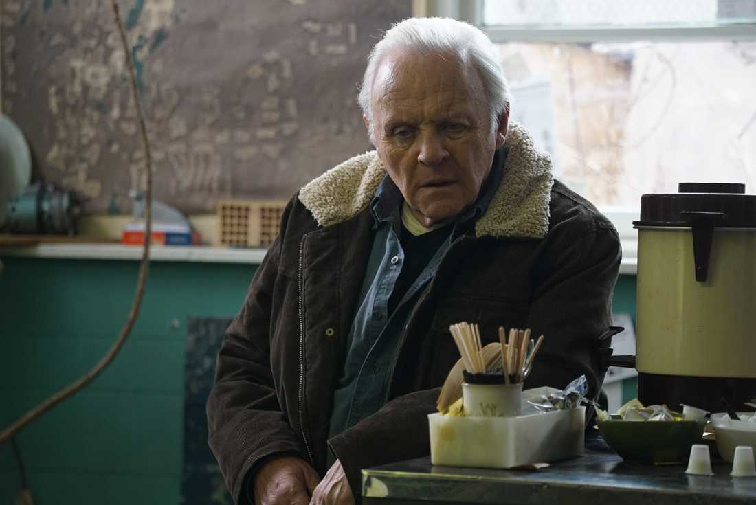 "Daniel Alfredsons thriller ""Go with me"" har Anthony Hopkins i huvudrollen."