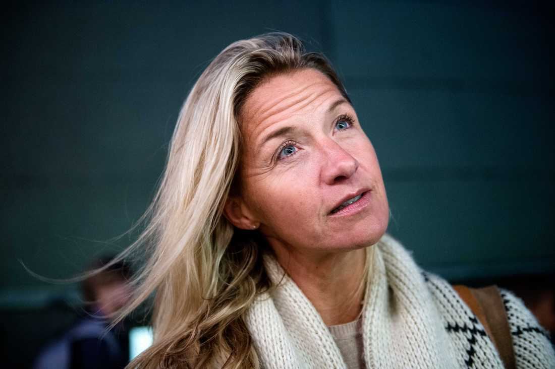 Kristin Kaspersen.