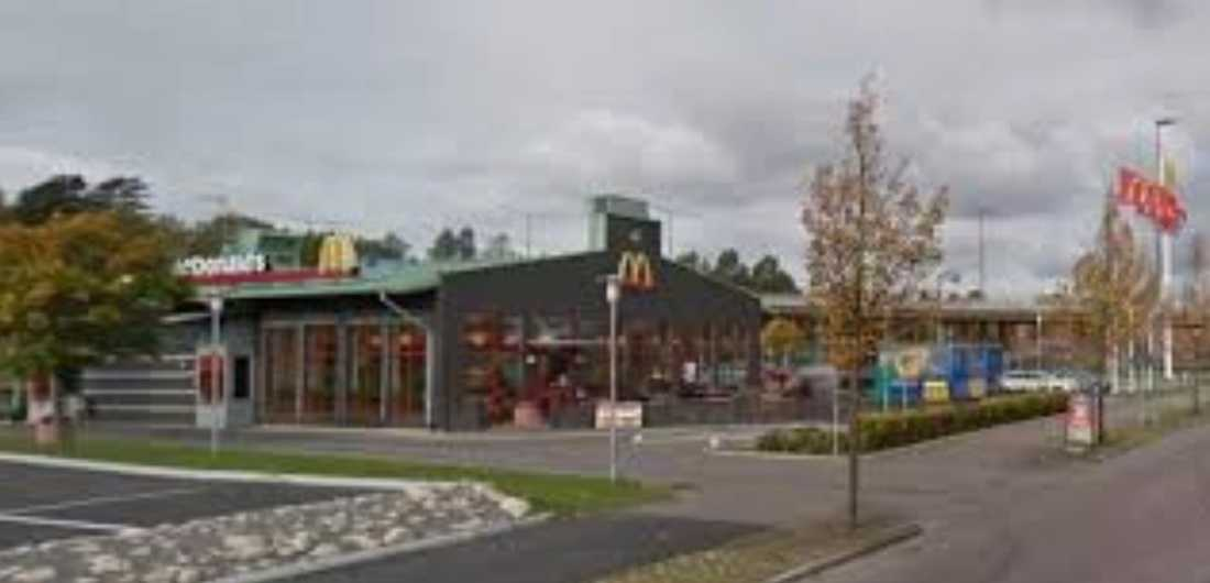 McDonalds Säffle.