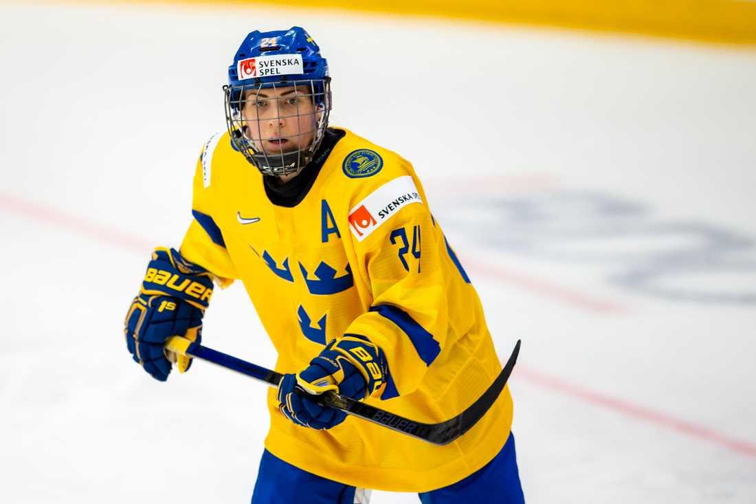 Erik Grahm överväger att sluta i landslaget.