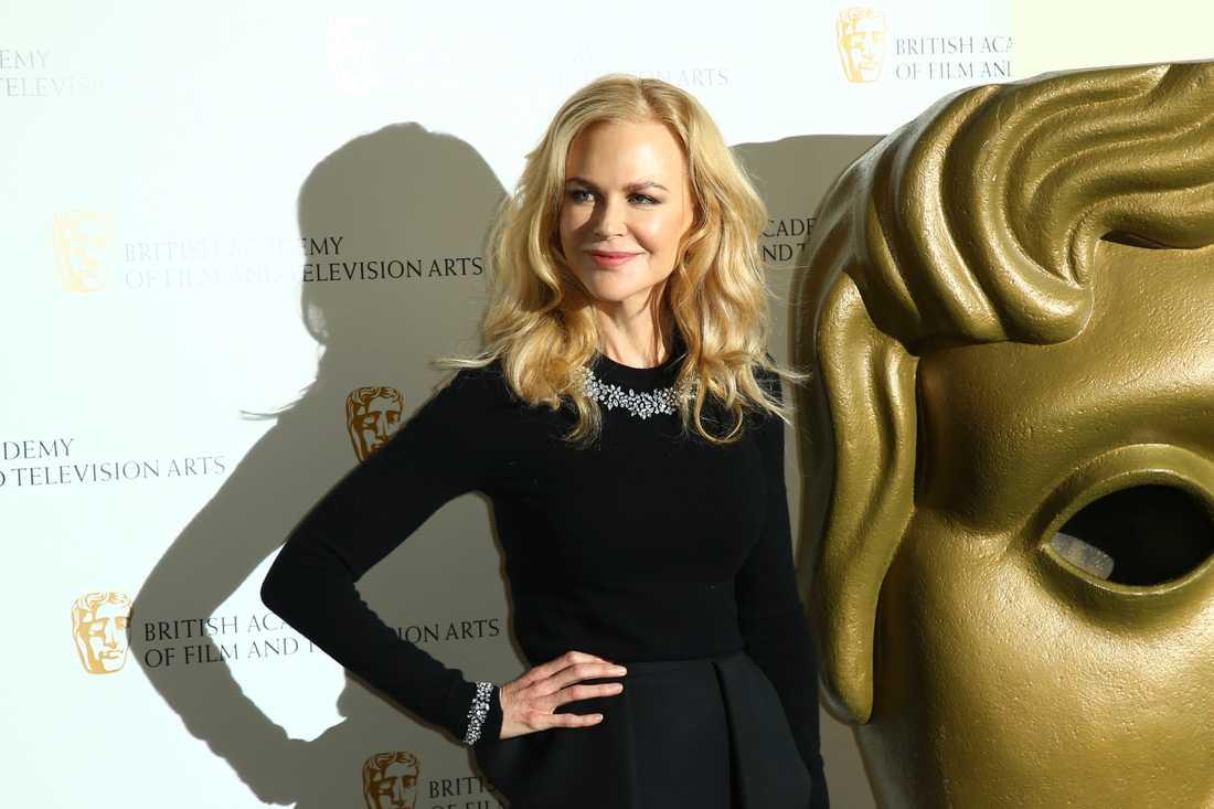Nicole Kidman fick en gräddfil förbi Australiens annars påtvingade hotellkarantän. Arkivbild.