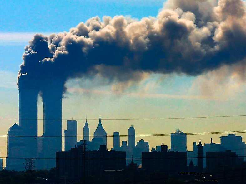 USA:s regering låg bakom attacken mot World trade center. Och …