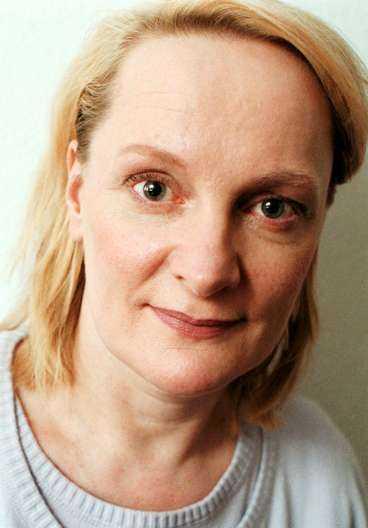 Susanna Popova, chefredaktör för Moderna Tider.