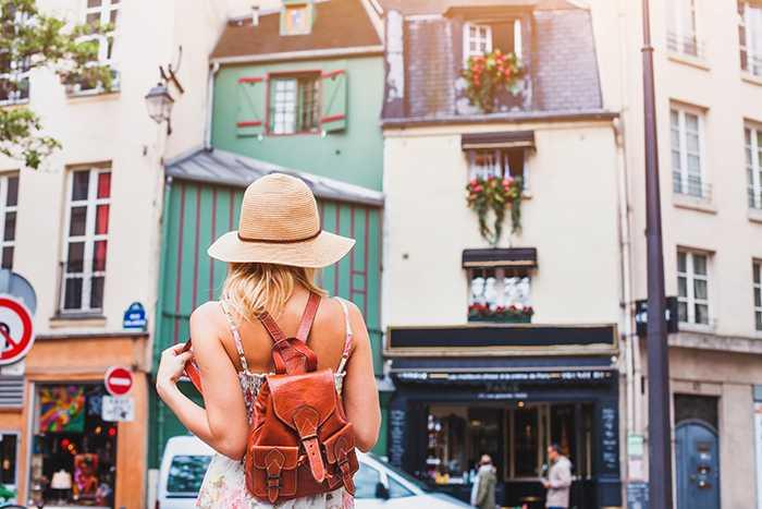 Storstaden Paris passar resenären som inte vill ha sol och bad.