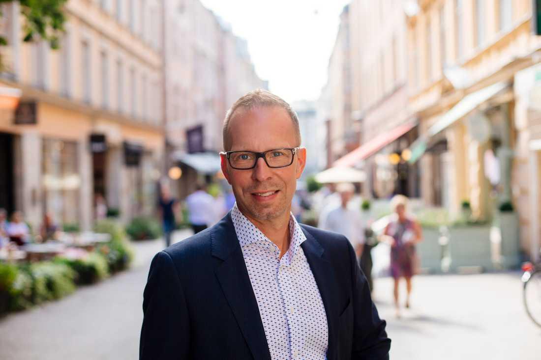 Erik Wikander menar att bostadsmarknaden i Malmö varit outvecklad, men att pristrenden är uppåtgående.