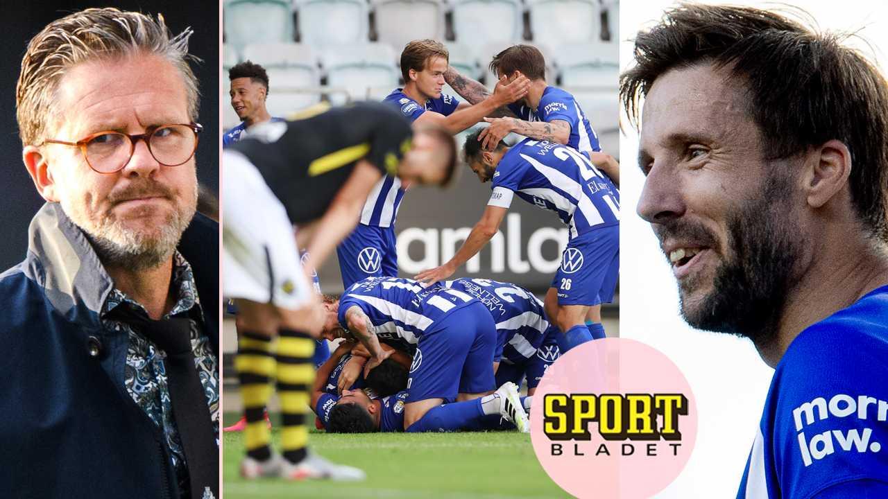 IFK-veteranen dömer ut AIK:s taktik