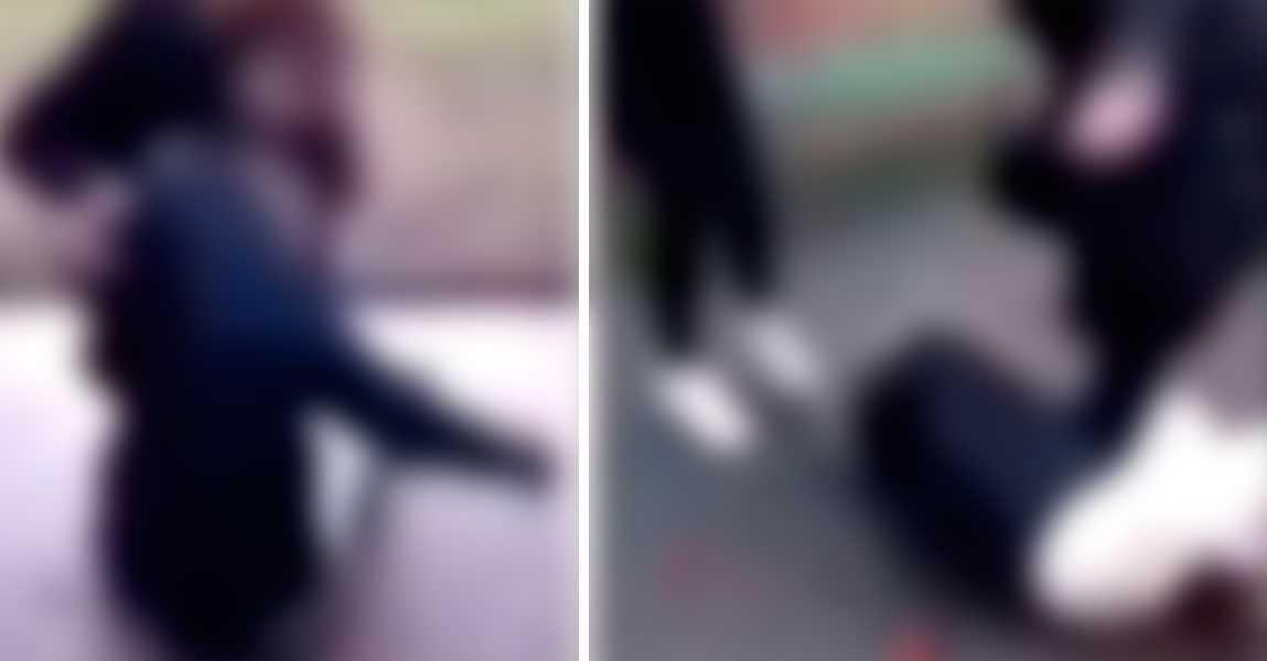 Ungdomar filmade svår misshandel av flicka