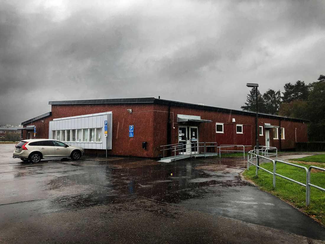 PRO:s lokal i Kronogården, Trollhättan.