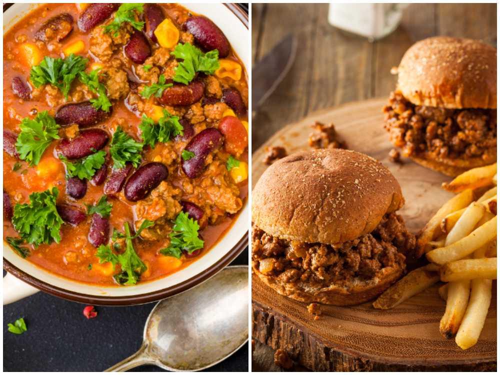 Soppa eller burgare, köttfärs funkar till mycket.