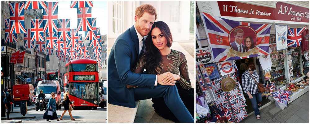 Den 19 maj väntas hundratusentals turister fira när prins Harry gifter sig med Meghan Markle.