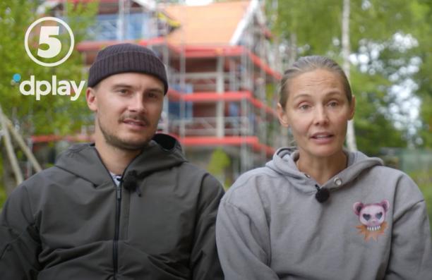 Erik och Carina Berg.