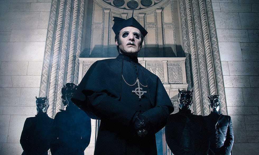 Ghosts efterlängtade återkomst är här – nu med Cardinal Copia i täten.