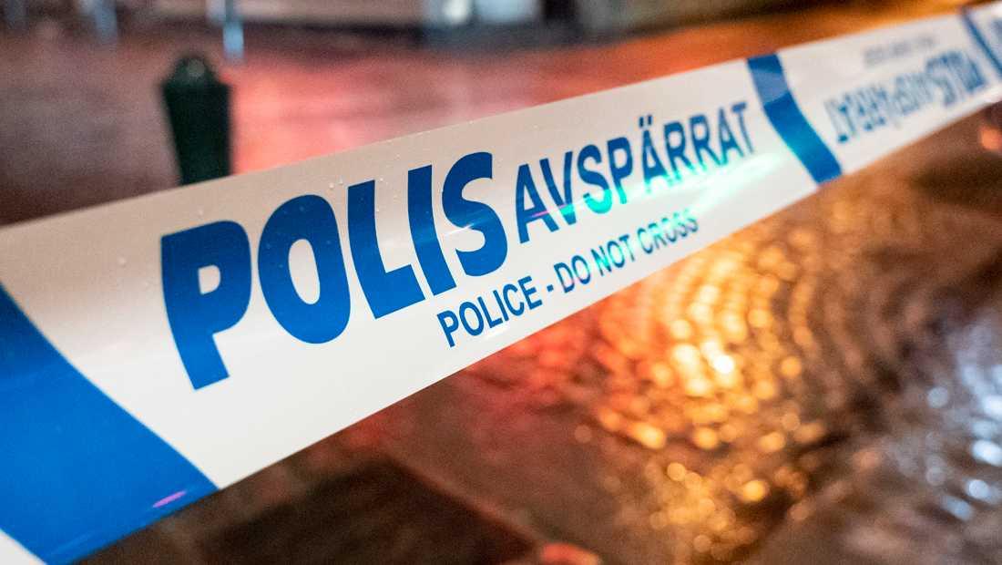 Två män försökte spränga en pizzeria i småländska Eksjö en natt i december. Nu döms de av Eksjö tingsrätt till fängelse. Arkivbild.