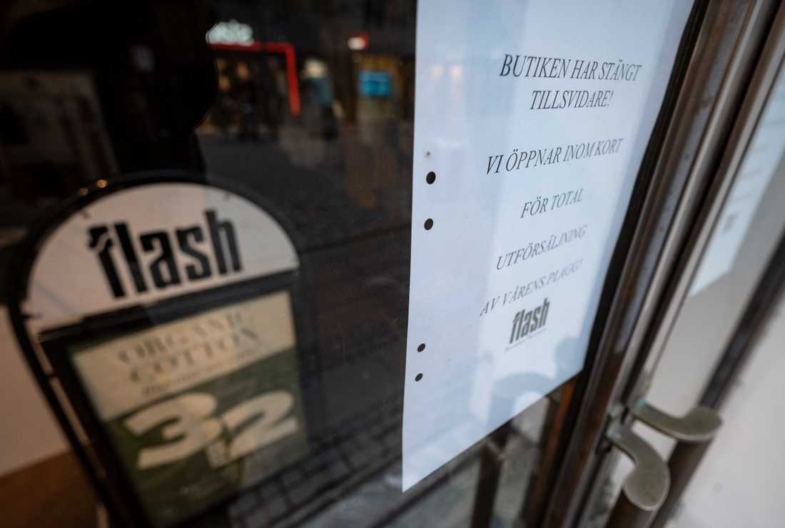 Lund Fashion, med butikskedjorna Flash och Dea Axelssons, var ett av de bolag som begärdes i konkurs under förra veckan. Konkursen berör omkring 500 anställda.