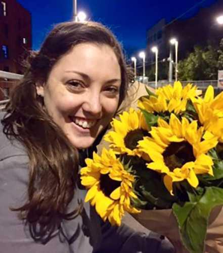 Kirsty Boden, 28, var det tredje dödsoffret som namngavs efter terrorattacken vid London Bridge.