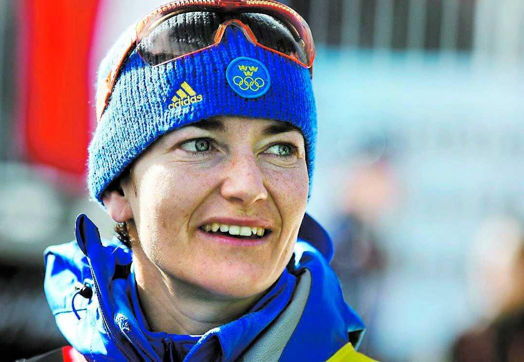 Anna Carin Olofsson.