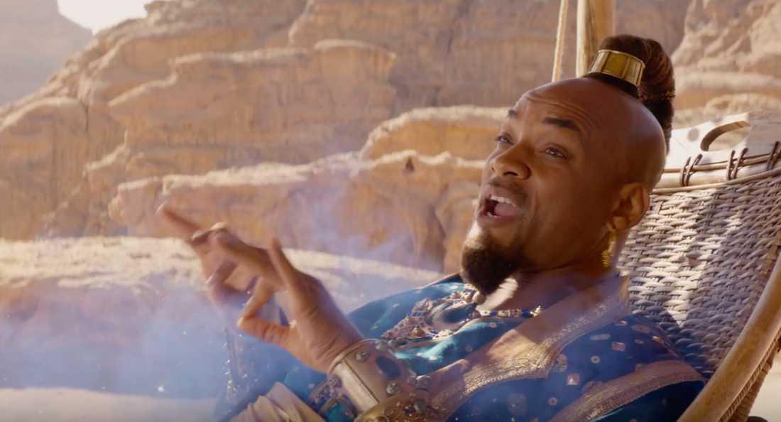 """Will Smith i """"Aladdin""""."""