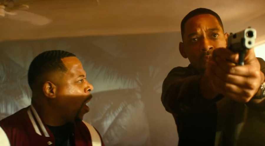 "Martin Lawrence och Will Smith i ""Bad boys for life""."