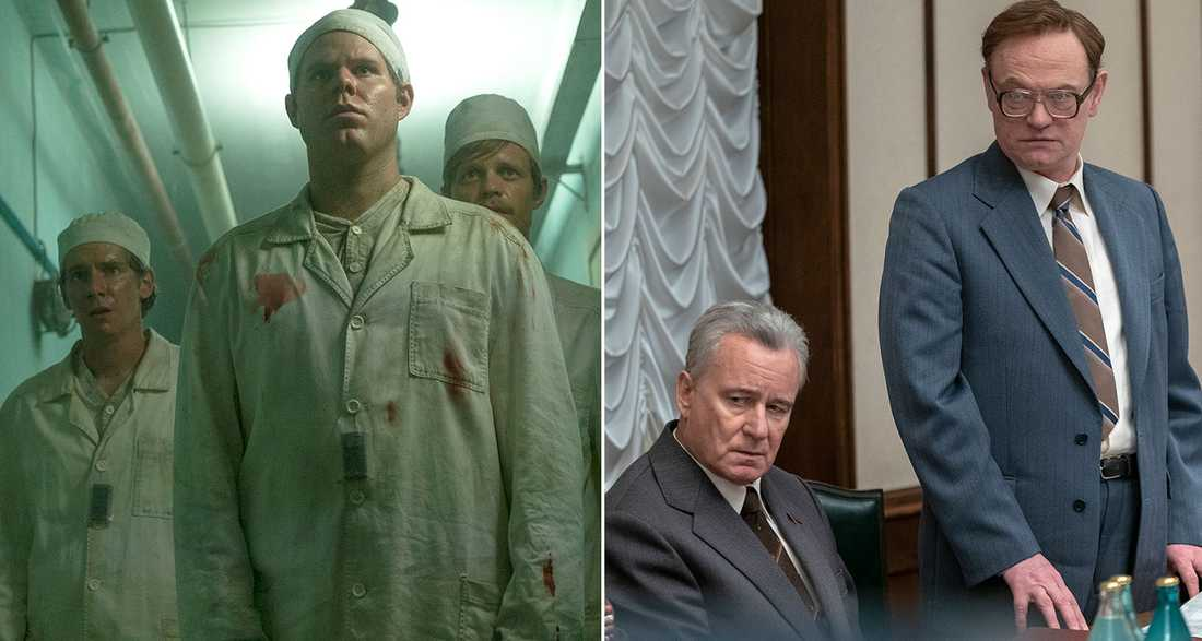 Offrades. Kärnkraftsarbetarna i Tjernobyl går en plågsam död till mötes.