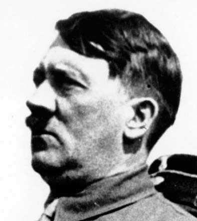 Adolf Hitler vinner kriget och dör på Krim 1953. Foto: AP