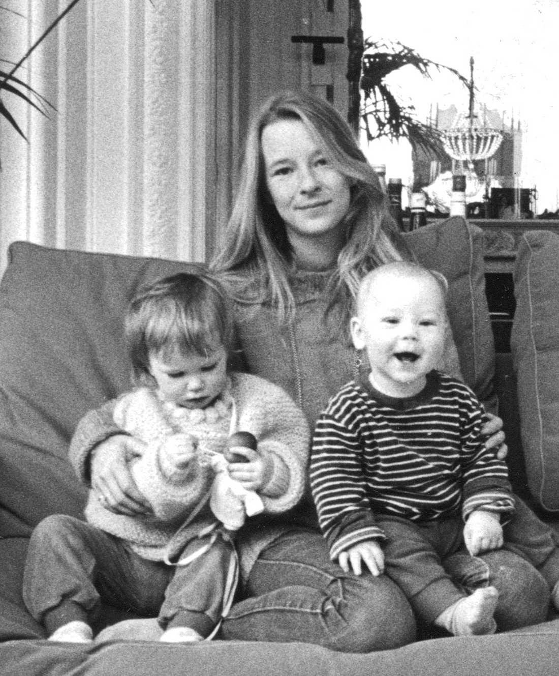 Tillsammans med skådespelaren Ann Zacharias fick Ted Gärdestad barnen Sara och Marc.