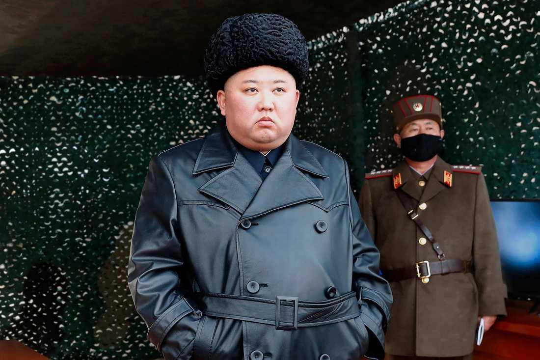 Kim Jong-un har inte synts offentligt sedan den 11 april.