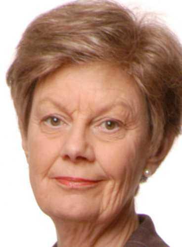 Karin Jonsson var vd för Stockholm Vatten.