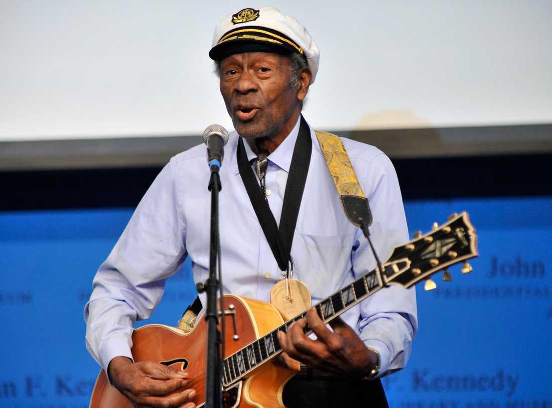 Chuck Berry.