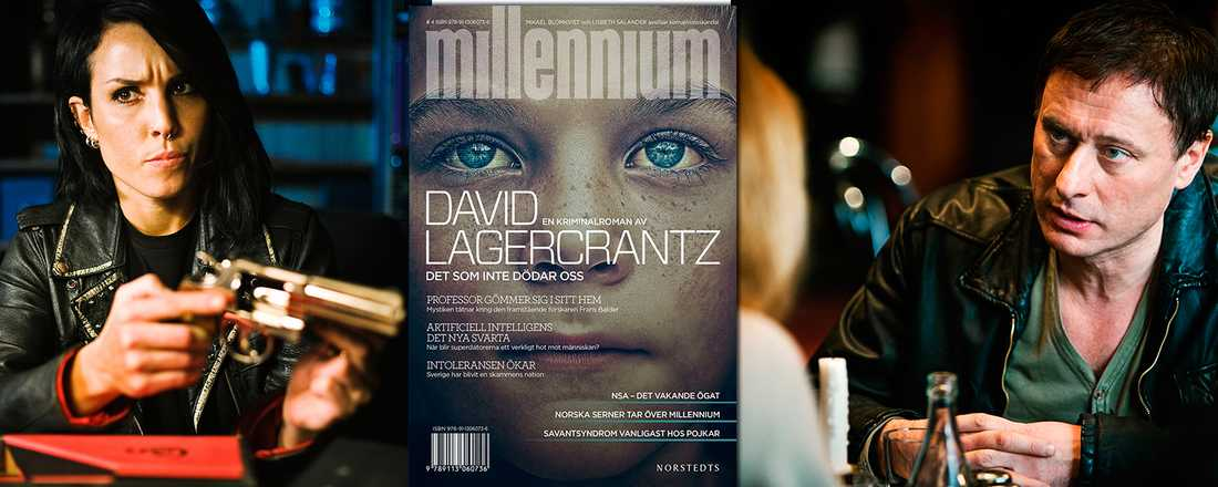 hot sales 5237d 044f1 Bli först i Sverige  Läs ett stycke i nya  Millennium -boken