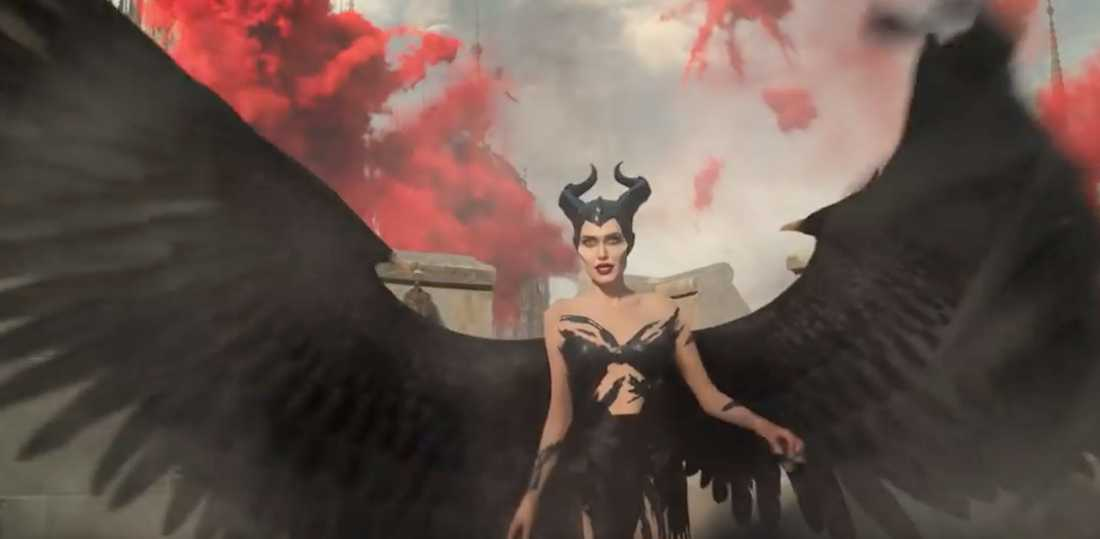 "Angelina Jolie i ""Maleficent: Mistress of evil""."