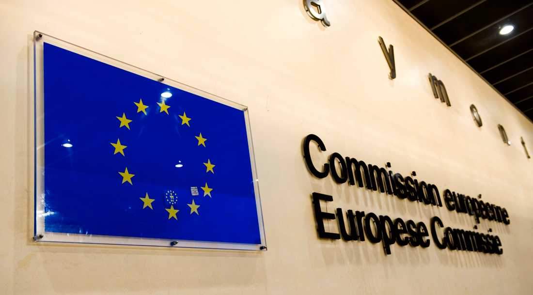 EU-kommissionen har föreslagit en höjning av Sveriges EU-avgift med cirka 15 miljarder kronor. Arkivbild.