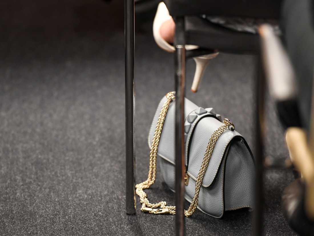 Rånare i Paris kommer under torsdagen över handväskor med ett värde av hela åtta miljoner svenska kronor. Arkivbild.
