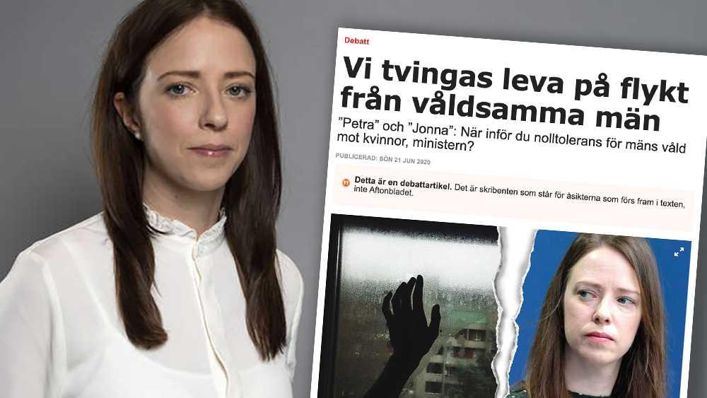 Regeringen har vidtagit flera åtgärder för att skydda utsatta kvinnor och barn och det är vi politiker som har yttersta ansvaret. Men vi har en lång väg kvar innan alla är trygga, skriver jämställdhetsminister Åsa Lindhagen (MP).