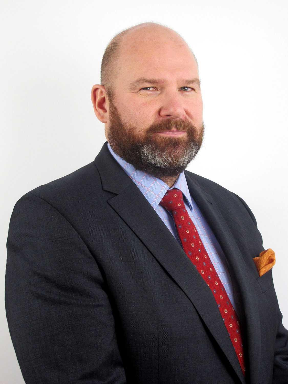 Niklas Swanström.