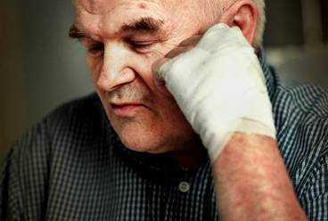 Åke Söderlund är övertygad om att Zocord har orsakat hans muskelkramper och tinnitus.