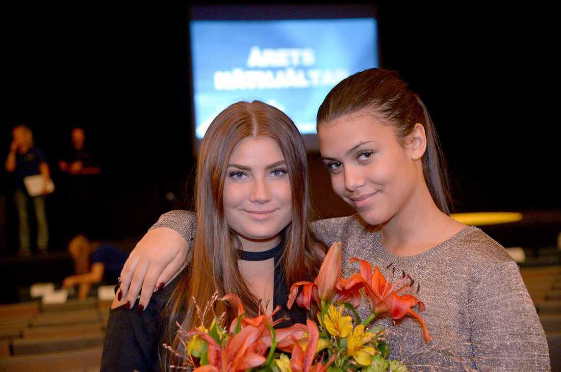 Linnea Holst och Isa Galvan är utsedda till årets Näthjältar!